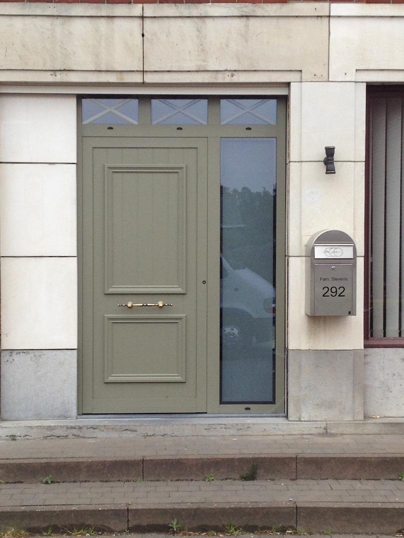 ramen en deuren, Raaminzicht